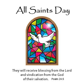 Image result for all saints day prayer