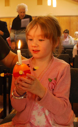 Christingle Picture